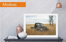 modern photo canvas