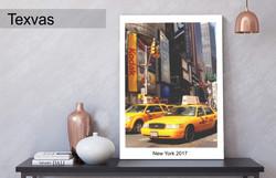Canvas photo Texvas