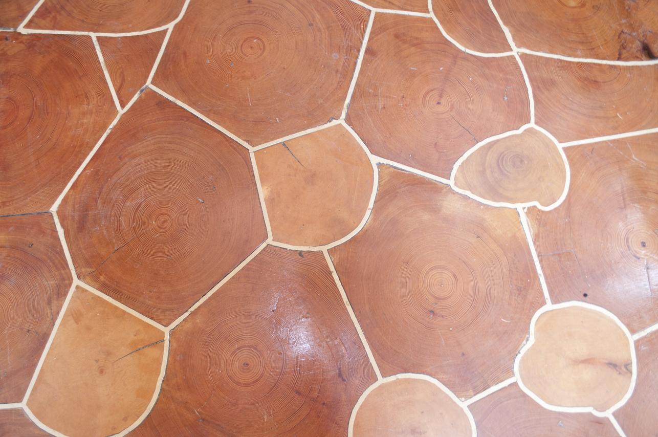 hand made floor