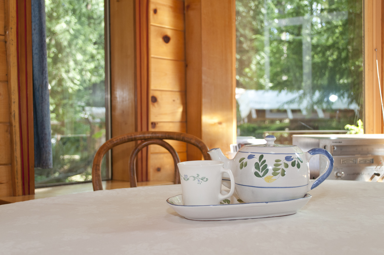 Anyone fotr tea?