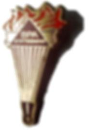 BPA Torch Award pin