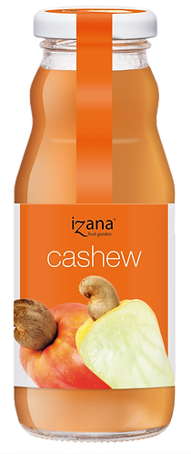 Kashuapfel Getränk, Boisson au Pomme de Cajou, Cashewapple Drink