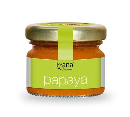 Izana Konfitüre extra Papaya,Confiture extra de Papaye,Papaya Jam