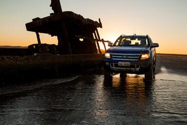 Ford - Expedição Ranger