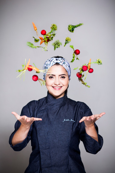 Chef Izabela Braga