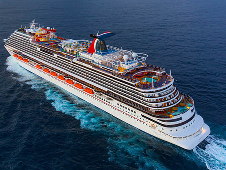 See new destinations on a ship!