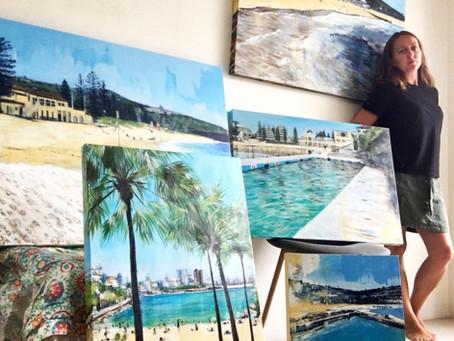 18 Beaches Exhibition