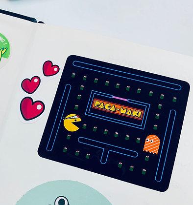 Paca Maki - Viny Sticker
