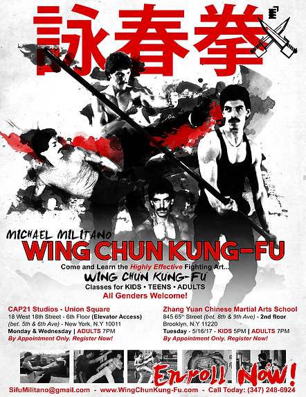 Wing Chun Kung Fu Martial Arts Boxing Muay Thai Krav Maga Self Defense Blind Women Kids 詠春拳