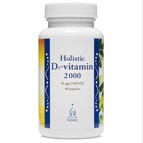 D3 Vitamin 90 kapslar