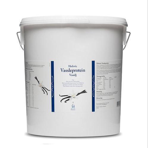 Vassleprotein Vanilj 5kg