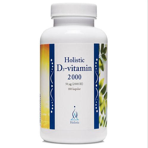 D3 Vitamin 180 kapslar