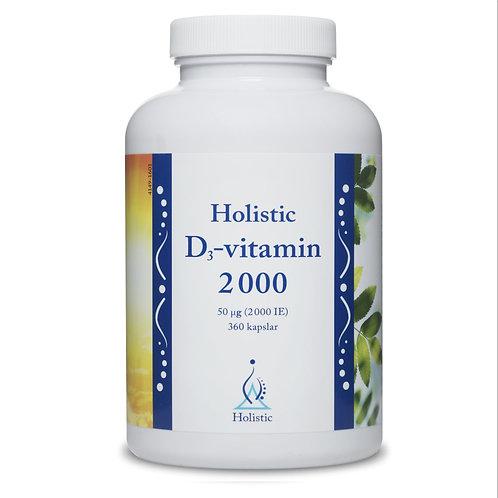 D3 Vitamin 360 kapslar