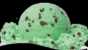 Green Mint Chip