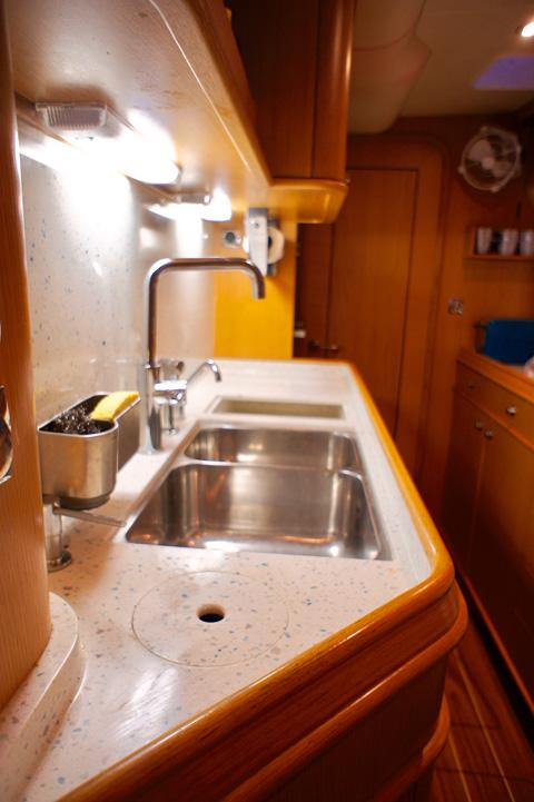 Galley Sinks