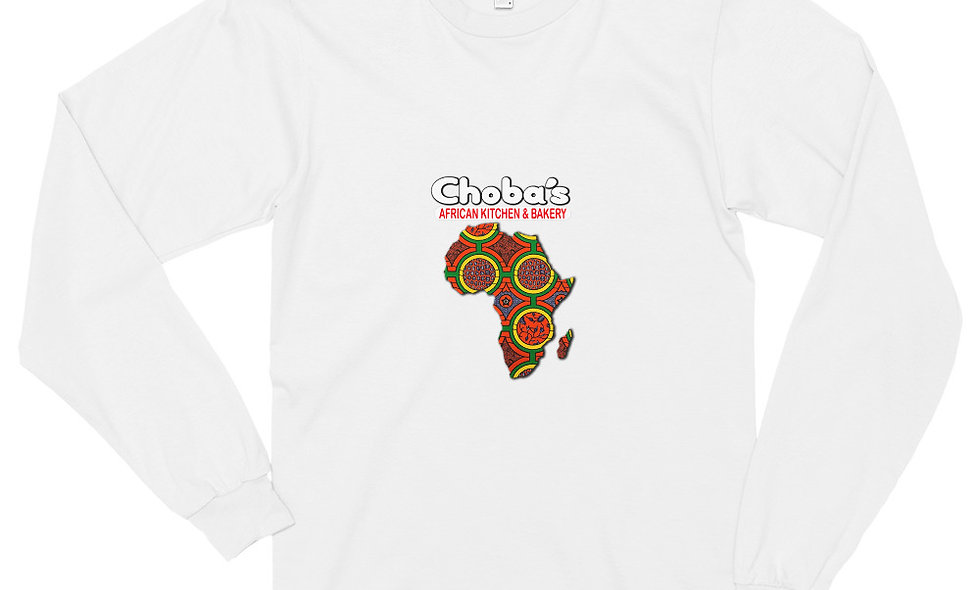 Choba's Long sleeve Tee
