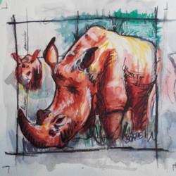 Licorne pascale