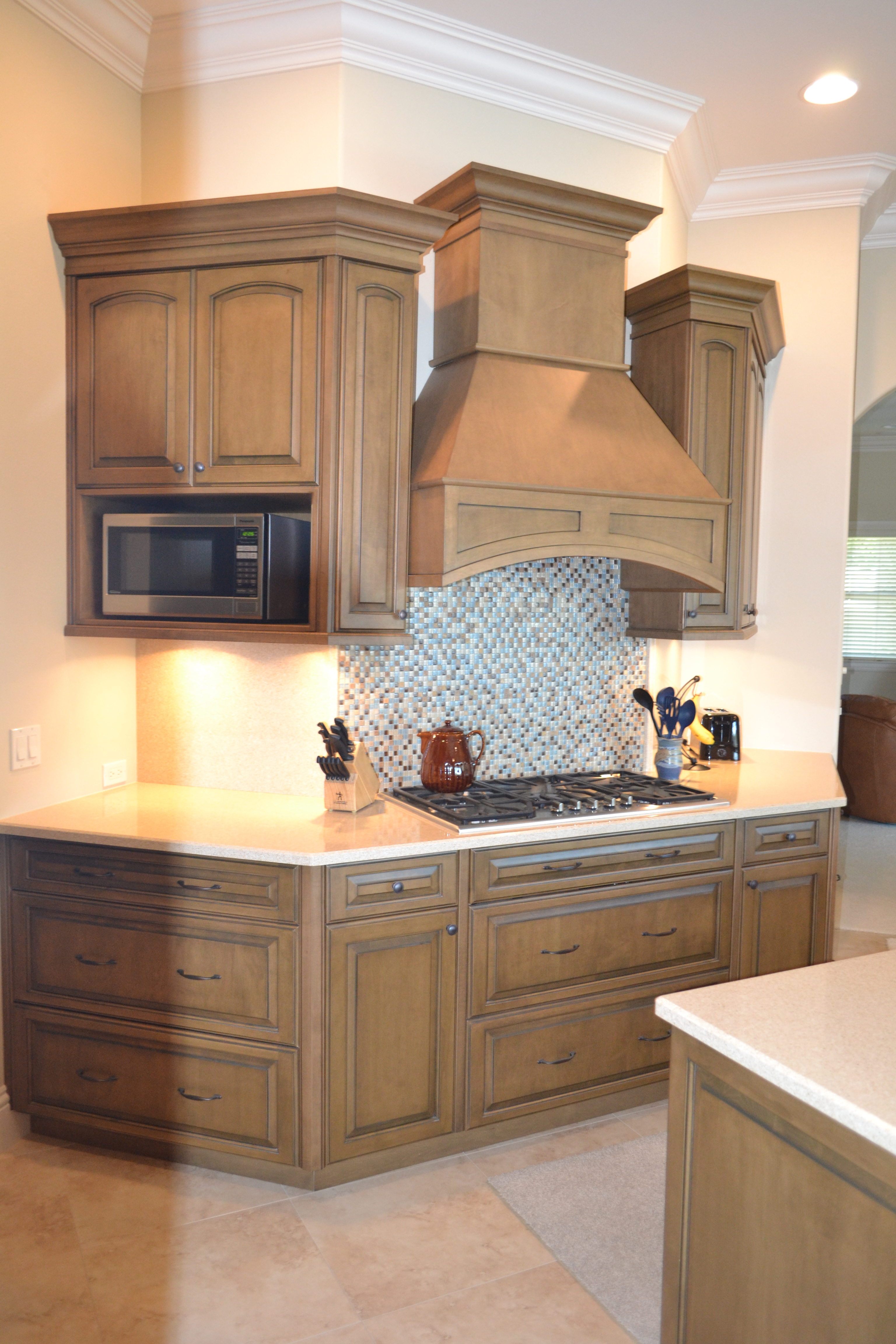 Weston Kitchen hood