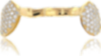 LARGE TRANSPARENT k-yellow-gold-diamond-