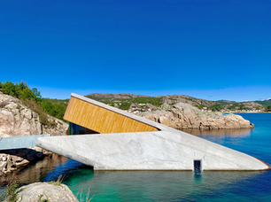 GROHE Atrio Icon 3D fascinates guests at Europe's first underwater restaurant