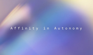 Affinity in Autonomy: Envisioning the relationship between humans and robotics - SONY Design at Mila