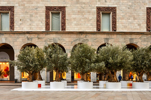 Second edition of LA RINASCENTE 'The GREEN LIFE' event during Milan Design Week