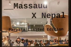 Massaud X Nepal – Parvata Project at Maison&Objet 2019 in Paris