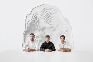 Known for Instagrammable Installations, Snarkitecture Designs Its Own Permanent Exhibition Space