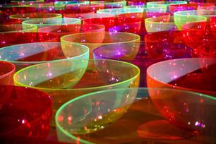 NEMOZENA presents AGLOW an installation by Liz West at Milan Design Week