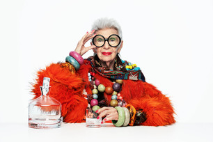 Global Design Brand Nude Presents its First 'Inspired by Iris Apfel' Collections