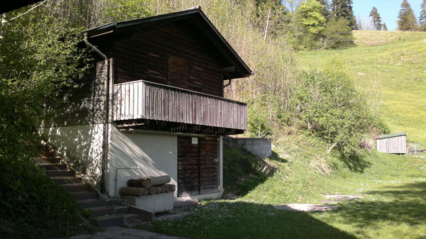 Stöckli (Nebengebäude)