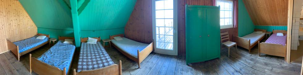 6er-Zimmer West