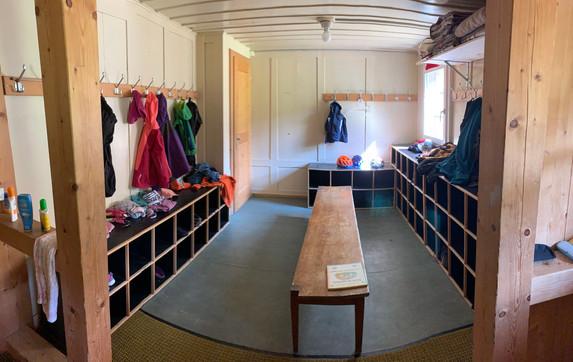 Garderobe Panorama