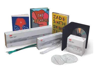 Tattle-Tape™Strips 圖書安全磁條