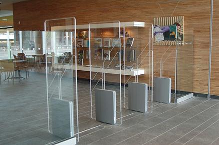 RFID gate 圖書館偵測門