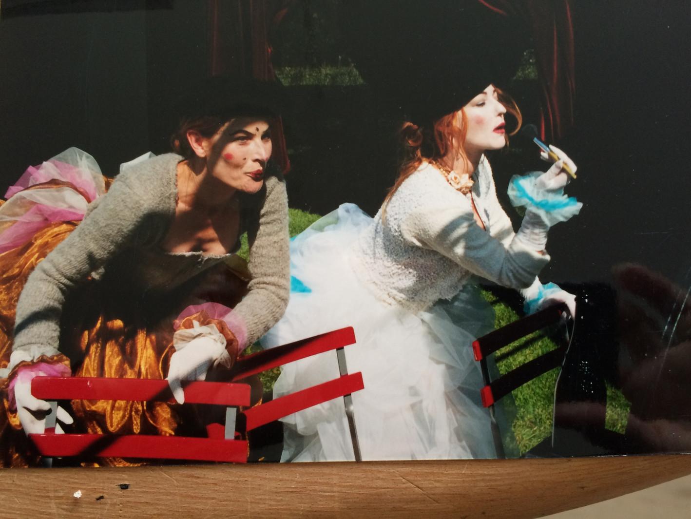 """Moliére"" med Christina Meincke"