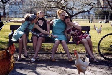 """""""Hoveder på høns"""" med Susanne Bonde, Nynne Karen Nørlund og Susanne Storm"""