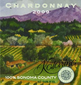 2009 Katarina Chardonnay