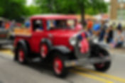 Antique Car Show in Emory, Texas