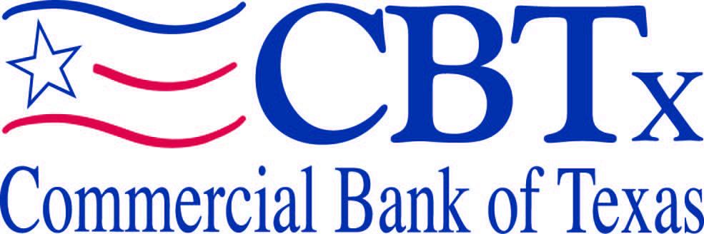 CBTX Commercial Bank of Texas