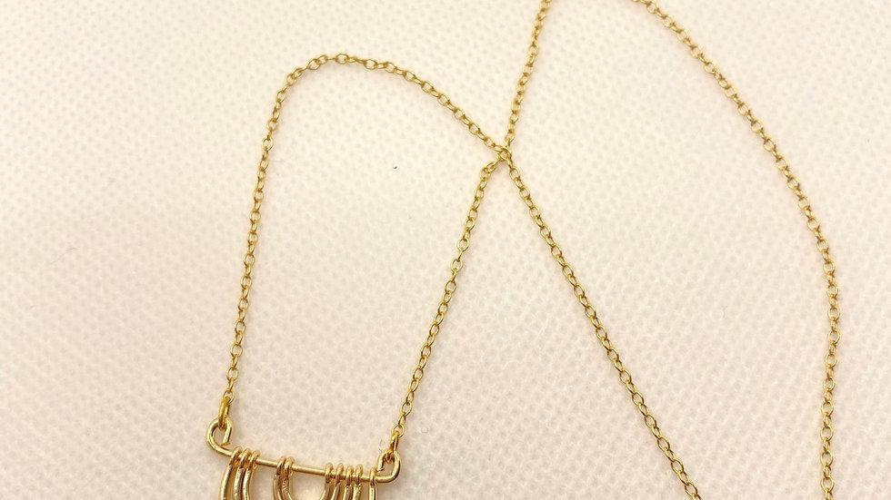 Sunlight necklace