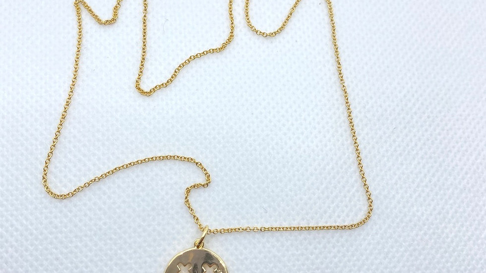 X X necklace