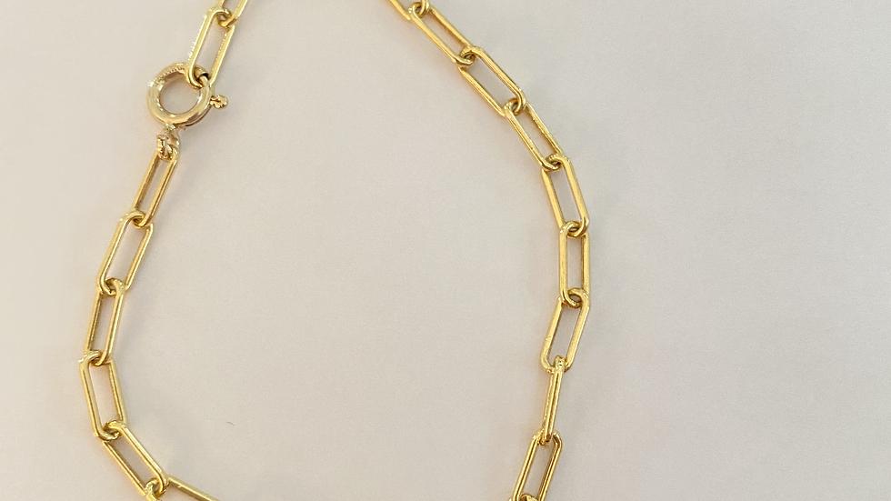 Medium Chain Bracelet