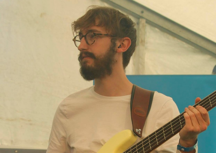 Session Musician Max Mease