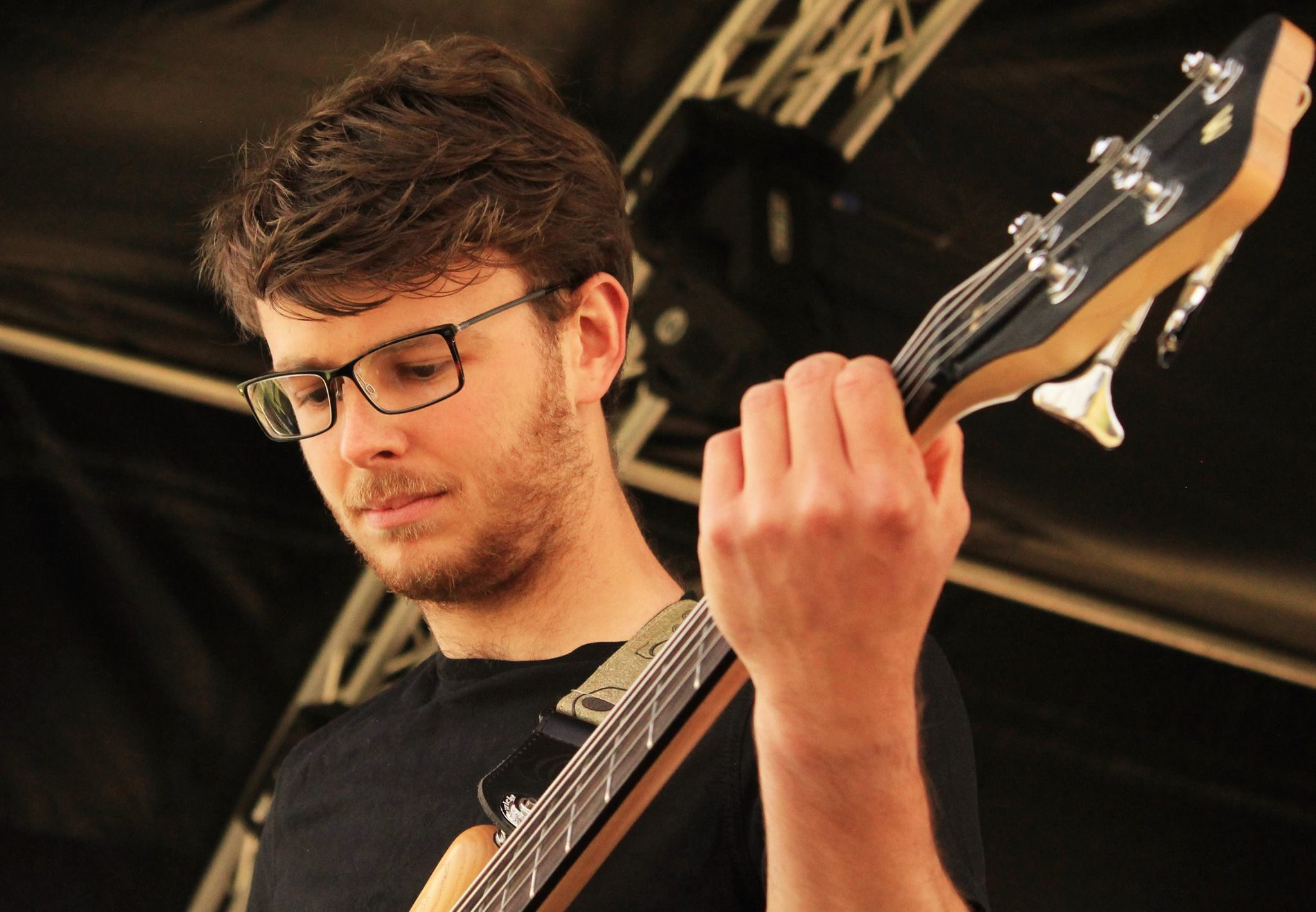 Session Musician James Chatfield