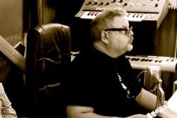 Producer Gavin Monaghan