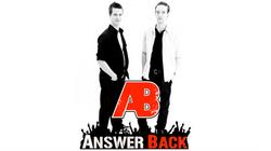 Chris and Oli of Answer Back