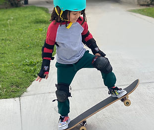 THE SKATESIDE_ online private lessons