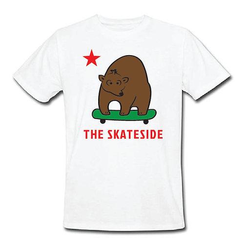 THE SKATESIDE CALIFORNIA TEE