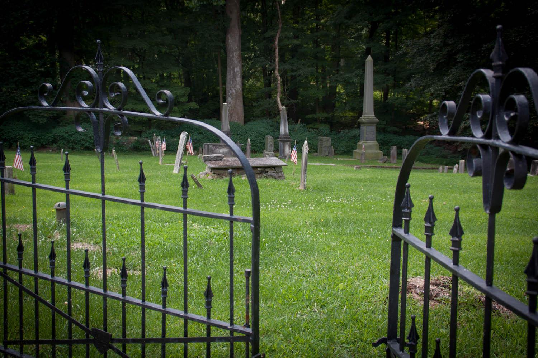 Oxford Presbyterian Cemetery